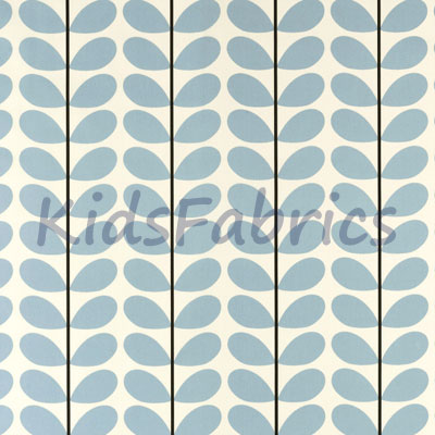 Two Colour Stem - Powder blue - £18.00 Per Metre
