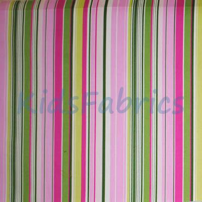 Allegra - Peony Stripe - £11.95 per metre