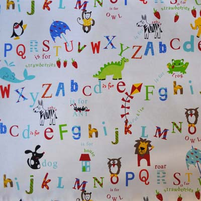 Rem434: Alphabet -Primary [0.30 metres] - £2.35 Item price
