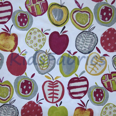 Apples - Berry - £11.95 per metre