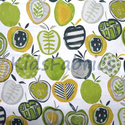 Apples - Mojito - £11.95 per metre