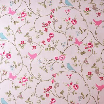 Birdtrail - Rose - £13.95 per metre