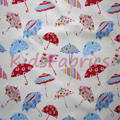 Brollies - Multi - £13.95 per metre