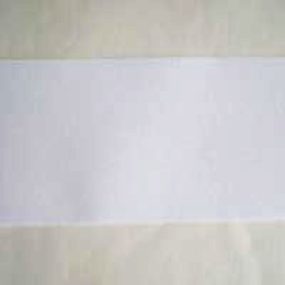 Buckram - White [10 cm] - £1.25 per metre:
