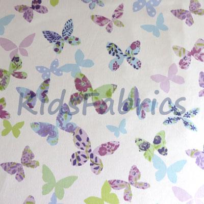 Butterfly - Lavender - £11.95 per metre