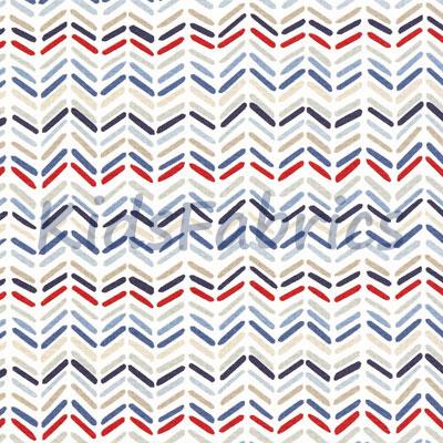 Celeste Stripe - Blue - £13.95 per metre