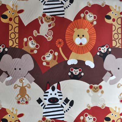 Remnant 1362: Cheeky Monkey [2.50 metres] - £19.75 ITEM PRICE