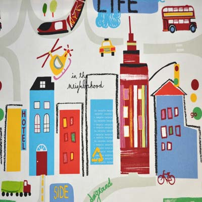 Rem432: City Life - Primary [0.35 metres] - £2.95 Item price