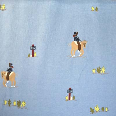 HORSE QUILTING PATTERN | How to Make a Quilt