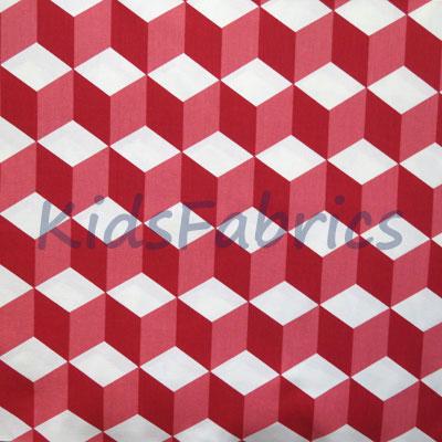 Cube - Flame - £12.95 per metre