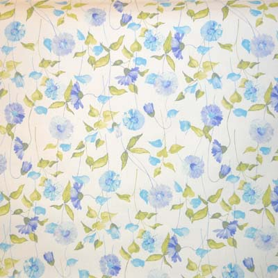 Daisy Chain - Cornflower - £10.95 per metre