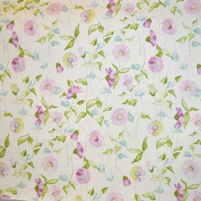 Daisy Chain - Lavender - £10.95 per metre