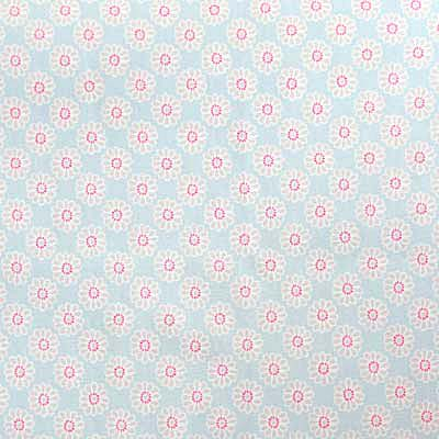 Remnant 1075: Daisy - Duck Egg [1.50 metre] - £11.00 ITEM PRICE