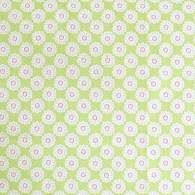 Daisy - Lime - £11.50 per metre