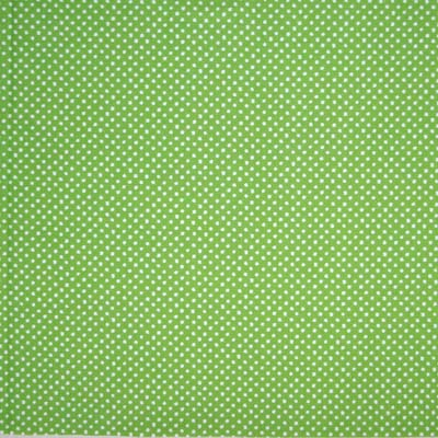 Remnant 1142: Dinky Dot - Green [1.00 metre] - £7.90 Item Price