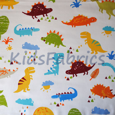 Dino - Paintbox [SALE] - £9.50 Per Metre