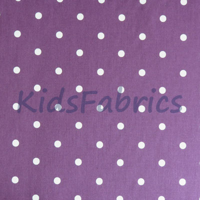 Dotty - Berry - £11.50 per metre