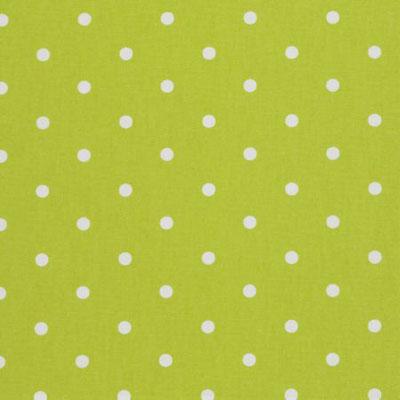 Dotty - Lime - £12.00 per metre