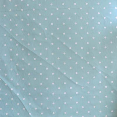 Remnant 1250: Dotty - Seafoam [1.00 metre] - £8.50 Item price
