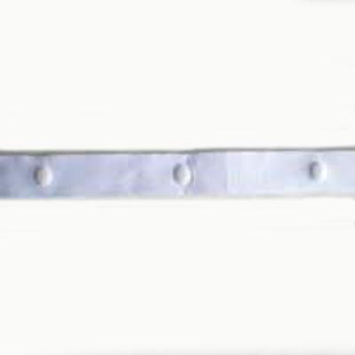 Duvet Fastener Strip - £2.65 per metre: