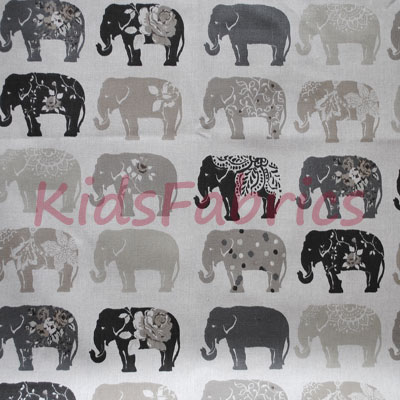 Elephant - Natural [SALE] - £8.50 per metre