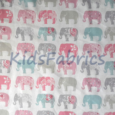 Remnant 1009: Elephant - Candy [1.50 metre] - £13.00 ITEM PRICE