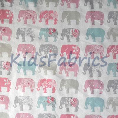 Elephant - Candy - £11.50 per metre