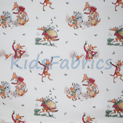Fantastic Mr Fox - £13.50 per metre