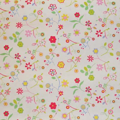 Remnant 1287: Florie - Chintz [1.30 Metre] - £8.50 ITEM PRICE