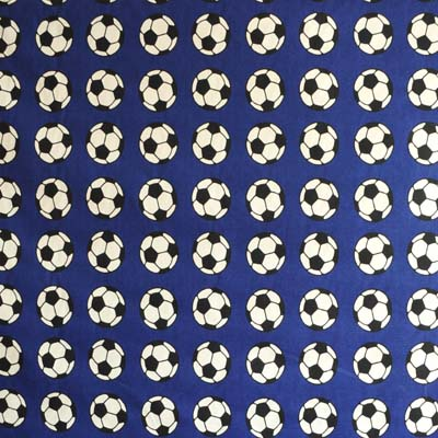 Rem411: Football - blue [1.20 metres] - £9.90 Item price