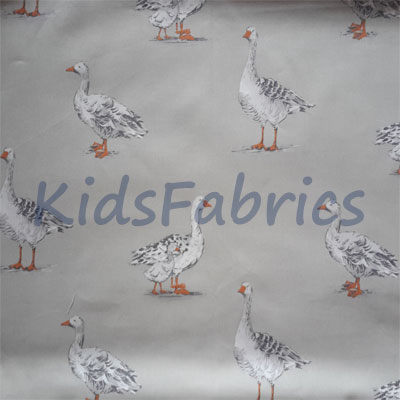 Remnant 1348: Geese - Natural [0.45 metre] - £4.50 ITEM PRICE