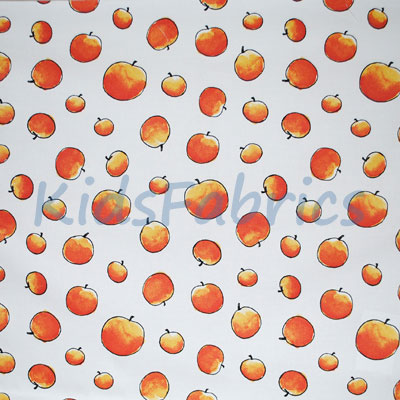 Giant Peaches - £13.50 per metre