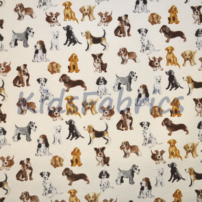 Remnant 1268: Hot Dog - Natural [1.10 metre] - £9.90 Item price