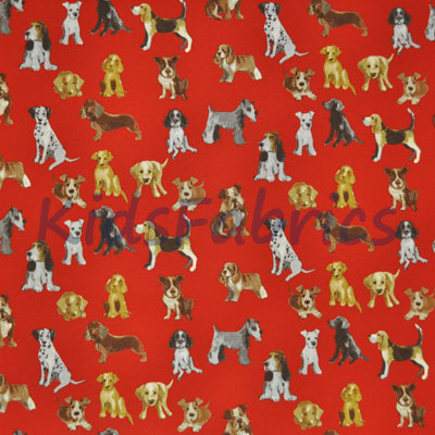 Remnant 1270: Hot Dog - Red [1.20 metre] - £10.50 Item price