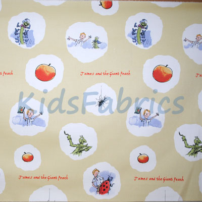 James and friends - £9.50 per metre