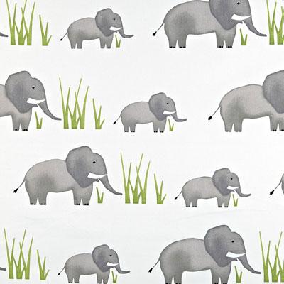 Jumbo - Elephant White - £12.50 Per Metre