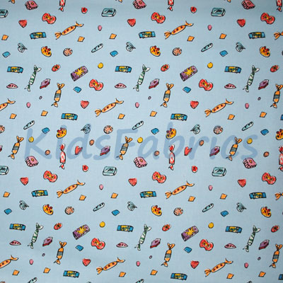 Licks Wishy Sweets - £13.50 per metre