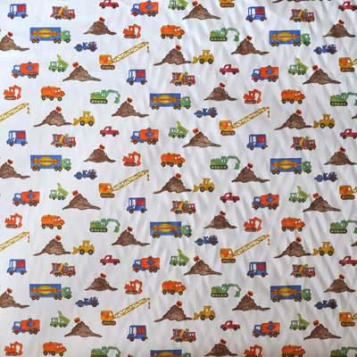 Transport and travel cars and vehicles for boys room kids for Fabric for boys room