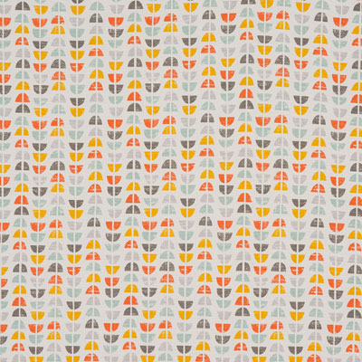 Odense - Burnt Orange - £13.50 per metre