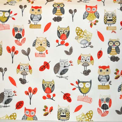 Animal fabrics animal themed materials for kids curtains for Animal print fabric for kids