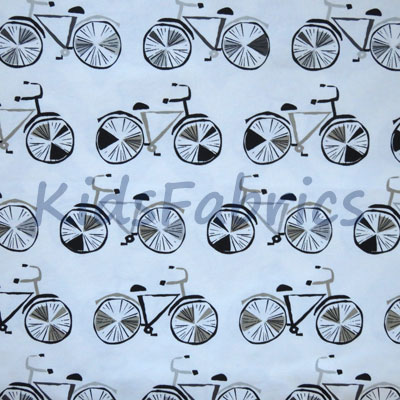 On Your Bike - Graphite - £12.50 per metre