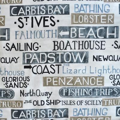 Padstow - Driftwood - £11.50 per metre