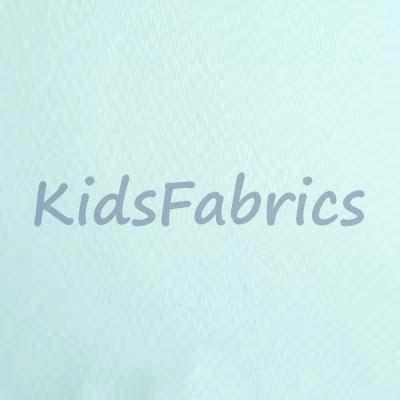 Plain Azure [PVC] Fabric - £13.50 per metre