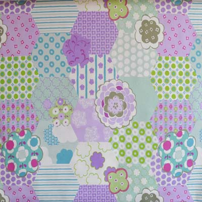 Remnant 868: Patch Lilac [0.60 metre] - £3.40 ITEM PRICE