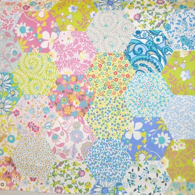 Remnant 1322: Picnic Patch - Rose [1.2 metre] - £8.50 ITEM PRICE