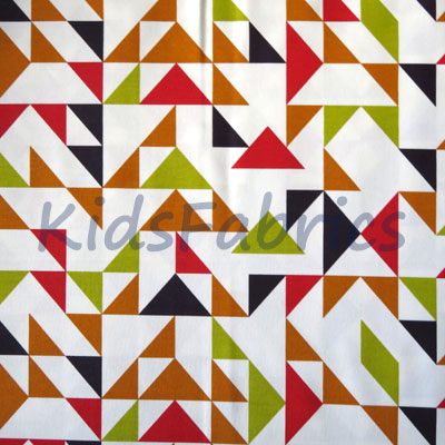 Point To Point - Tutti Frutti - £11.95 per metre