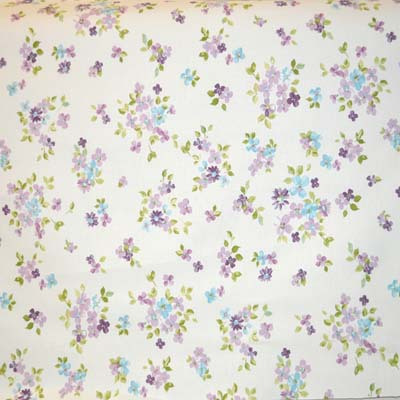 Posie - Lavender - £11.95 per metre
