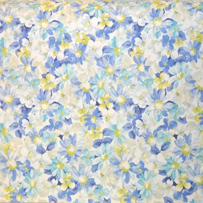 Pot Pourri - Cornflower - £11.95 per metre