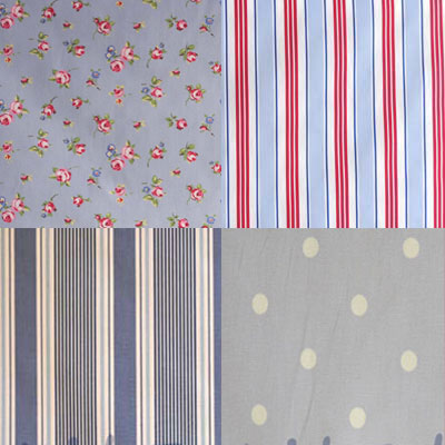 Fabric Bundle 007 - £14.00 ITEM PRICE
