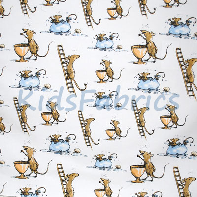 Remnant 1667: Quicksy Mice [0.60 metre] - £3.70 ITEM PRICE